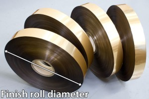 Roll Diameter Slitter